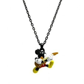 JAM HOME MADE - MICKEY MOUSE NECKLACE TYPE 3(FULL COLOR COATING)