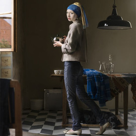 "Dorothee Golz - ""The Pearl Earring"""
