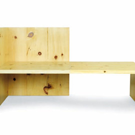 Donald Judd - Plywood Table