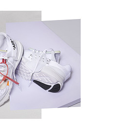 OFF-WHITE × NIKE - Air Presto White