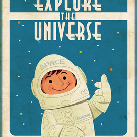 NASA - EXPLORE THE UNIVERSE