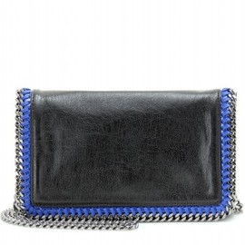 Stella McCartney - FALABELLA FAUX LEATHER SHOULDER BAG