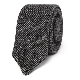 Berluti - 5cm Knitted Cashmere Tie