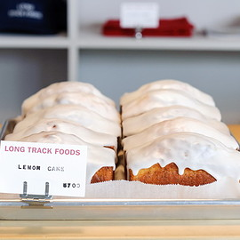 LONG TRACK FOODS - LEMON CAKE/レモンケーキ