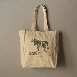 COW BOOKS - Logo Tote Bag