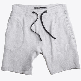ISAORA - Engineered Sweatshort