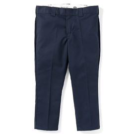 Slimstraight Cropped Pants