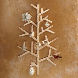 west elm - Wooden Wall Tree