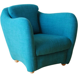 IDEE - MINI MILLER ARM CHAIR PEACOCK