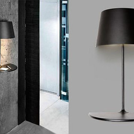 Lamp and table for your focal point