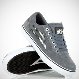 Lakai - Manchester Select Ks412 Boys Grey Suede