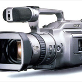 SONY - Product Design DCR-VX1000 Handycam