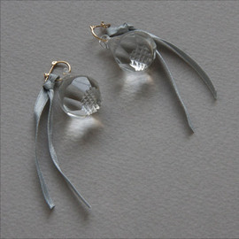 SIRI SIRI - KIRIKO earrings eucalyptus