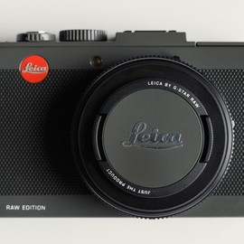 G-Star RAW, Leica - D-Lux 6 Camera