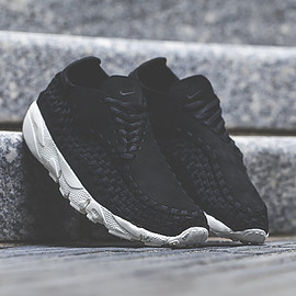 NikeLab - Air Footscape Woven NM - Black/Sail
