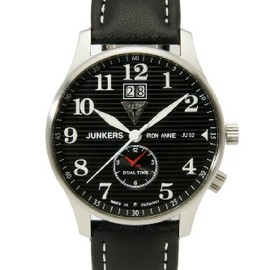 Junkers - Iron Annie Big Date, Dual Time Watch