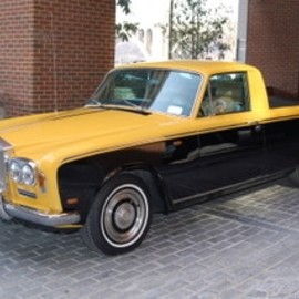 Rolls Royce - Silver Shadow Custom Truck - 1969