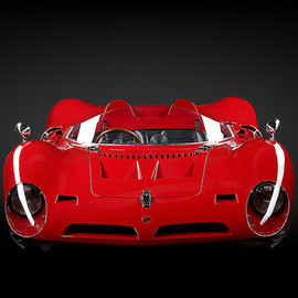Bizzarrini - P538 Barchetta