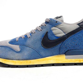 NIKE - AIR EPIC VINTAGE QS 「LIMITED EDITION for NONFUTURE」 NVY/GRY
