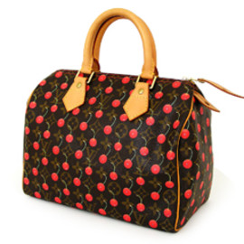 LOUIS VUITTON - monogram cherry