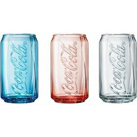 Coca-Cola - Can Glass