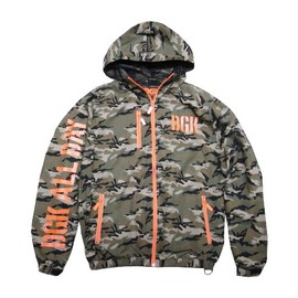 DGK - ASSAULT JACKET (Camo)