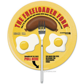 Accoutrements - Freeloader Fork