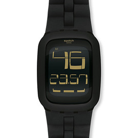 Swatch - black bump
