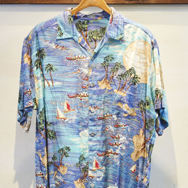 Pocket Aloha Shirt