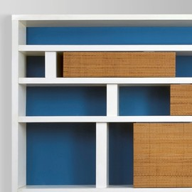 Charlotte Perriand - Bookshelf, Unique Piece, from a Montmartre - Paris House