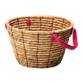 IKEA - RIFFLA Basket IKEA Each basket is woven by hand and is therefore unique.