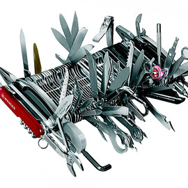 WENGER - Giant Swiss Army Knife