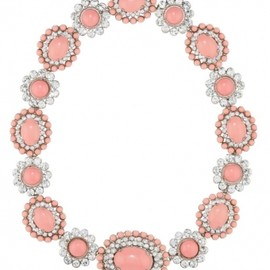 miu miu - Miu Miu Cabochon necklace in Pink 1
