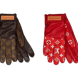 LOUIS VUITTON, Supreme - Baseball Gloves