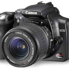 Canon - EOS Kiss Digital