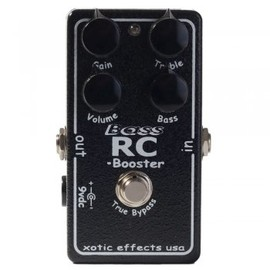 xotic - Bass RC Booster