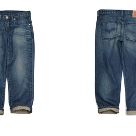 Levi's® × BEAMS|リーバイス®×ビームス - Woman's Cropped Jeans
