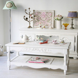 Kino - White Living Table