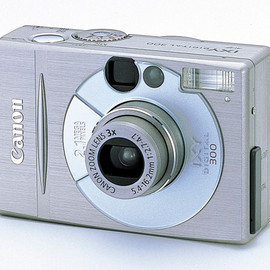 Canon - IXY DIGITAL300