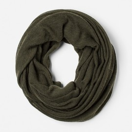 Everlane - The Infinity Scarf (Moss)