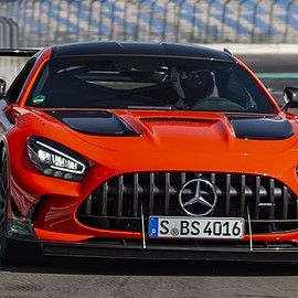 Mercedes-AMG - GT Black Series