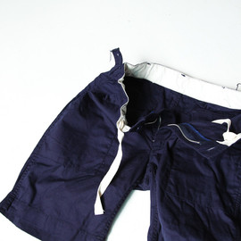 Engineered Garments - Fatigue Shorts navy