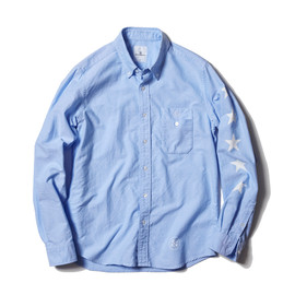 uniform experiment - FIVE STAR OXFORD PHONE POCKET SHIRT