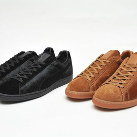 PUMA - JPN FIRSTROUND LO SUEDE FUR