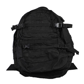 Vintage Mens Goods - 3 Day Combat Backpack in Black