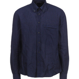 Umit Benan - Washed Comfort Shirt / UB6 201