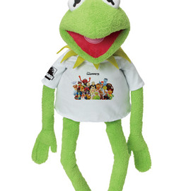 X-Large - THE MUPPETS KERMIT THE FROG