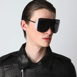 Rick Owens - Shield Sunglasses