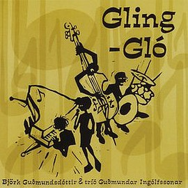 ビョーク - Gling Glo CD, Import