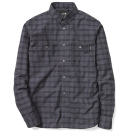 A.P.C.×CARHARTT - Farmer John Shirts[Black Grey Check]